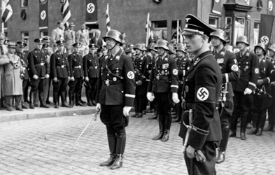 Himmler - Nürnberger Parteitag 1936